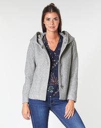textil Dame Frakker Only ONLSEDONA Grå