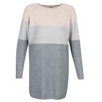 textil Dame Korte kjoler Only ONLLILLO Grå / Pink