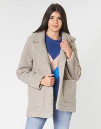 textil Dame Frakker Only ONLFILIPPA Grå