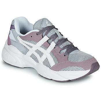 Sko Dame Lave sneakers Asics GEL-BND Grå / Violet