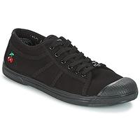 Sko Dame Lave sneakers Le Temps des Cerises BASIC 02 MONO Sort