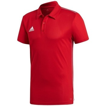 textil Herre Polo-t-shirts m. korte ærmer adidas Originals Core 18 Rød