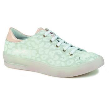 Sko Pige Lave sneakers Catimini CANDOU Sølv