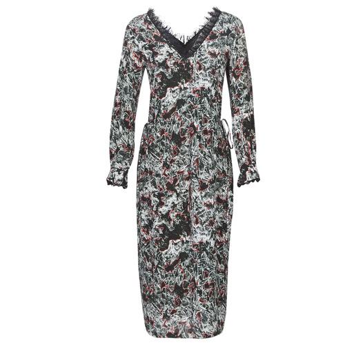 textil Dame Lange kjoler Heimstone LAKE Sort / Flerfarvet