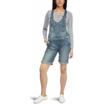 textil Dame Buksedragter / Overalls Lee L326OECY blue