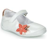 Sko Pige Ballerinaer GBB EMILIETTE Hvid