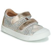 Sko Pige Lave sneakers GBB NOELLA Guld
