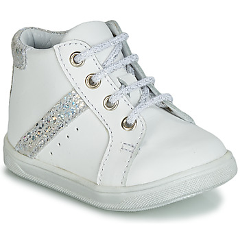 Sko Pige Høje sneakers GBB AGLAE Hvid