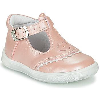 Sko Pige Ballerinaer GBB AGENOR Pink
