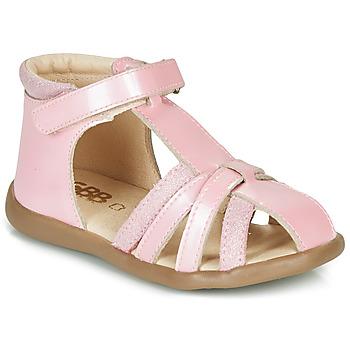 Sko Pige Sandaler GBB AGRIPINE Pink