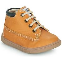 Sko Dreng Høje sneakers GBB NORMAN Orange