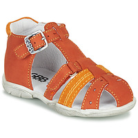 Sko Dreng Sandaler GBB ARIGO Orange