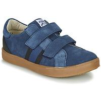 Sko Dreng Lave sneakers GBB AVEDON Blå