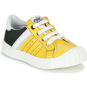 Sko Dreng Lave sneakers GBB LINNO Gul