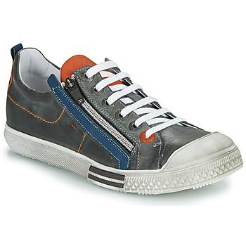 Sko Dreng Lave sneakers GBB STELLIO Grå