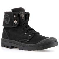 Sko Herre Høje sneakers Palladium Manufacture Mens  Baggy 02353-060-M black