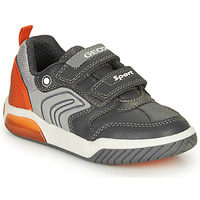Sko Dreng Lave sneakers Geox INEK BOY Grå