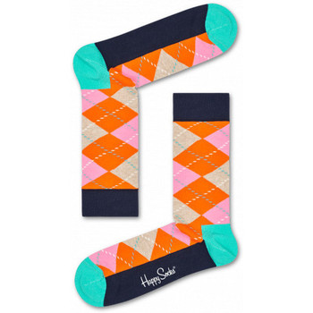 Accessories Herre Strømper Happy Socks Argyle sock Flerfarvet