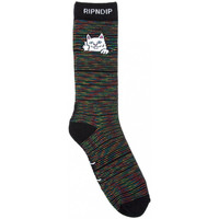 Accessories Herre Strømper Ripndip Peeking nerm socks Sort