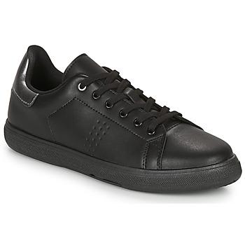 Sko Herre Lave sneakers André EASYSTYLE Sort