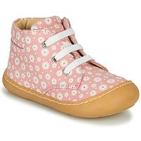 Sko Pige Høje sneakers GBB ATARINA Pink