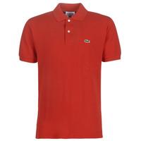 textil Herre Polo-t-shirts m. korte ærmer Lacoste POLO L12 12 REGULAR Rød