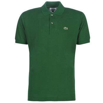textil Herre Polo-t-shirts m. korte ærmer Lacoste POLO L12 12 REGULAR Grøn