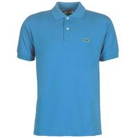 textil Herre Polo-t-shirts m. korte ærmer Lacoste POLO L12 12 REGULAR Blå