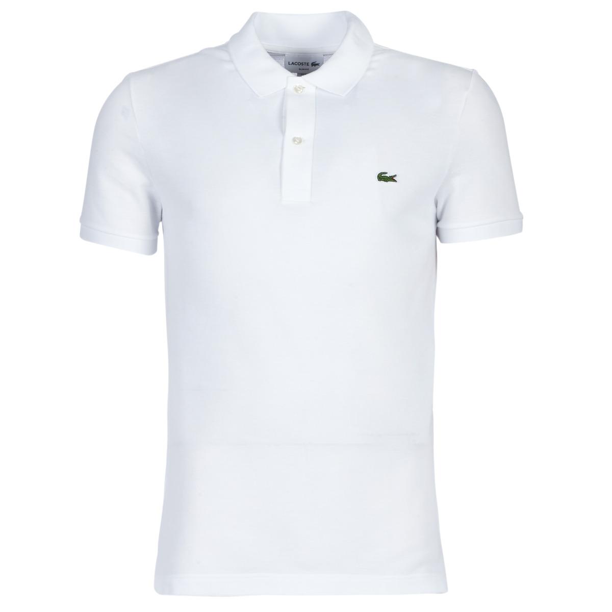 Polo-t-shirts m. korte ærmer Lacoste  PH4012 SLIM