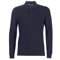 textil Herre Polo-t-shirts m. lange ærmer Lacoste PH2481 REGULAR Marineblå