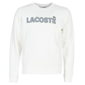 textil Herre Sweatshirts Lacoste SH8632 Hvid