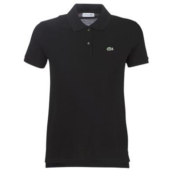 textil Dame Polo-t-shirts m. korte ærmer Lacoste PF7839 Sort