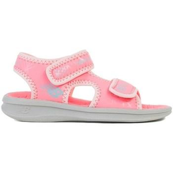 Sko Børn Sportssandaler New Balance 2031 Pink