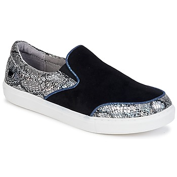 Sko Dame Slip-on Lollipops VOLTAGE SLIP ON Sort