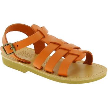 Sko Børn Sandaler Attica Sandals PERSEPHONE CALF ORANGE arancio