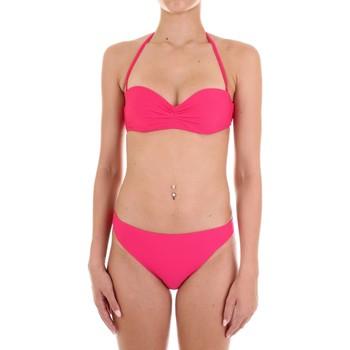 textil Dame Bikini Joséphine Martin GINEVRA Fuxia