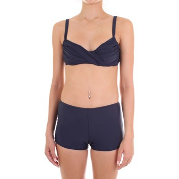textil Dame Bikini Joséphine Martin ASIA Blu