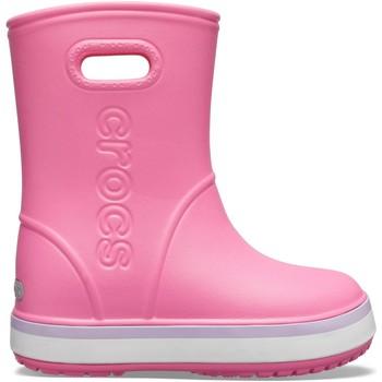 Sko Børn Gummistøvler Crocs Crocs™ Crocband Rain Boot Kid's 13
