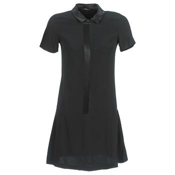 textil Dame Korte kjoler Ikks BIGU Sort