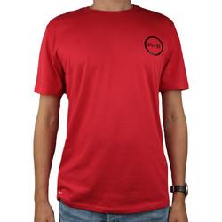 textil Herre T-shirts m. korte ærmer Nike Dry Elite BBall Tee rouge