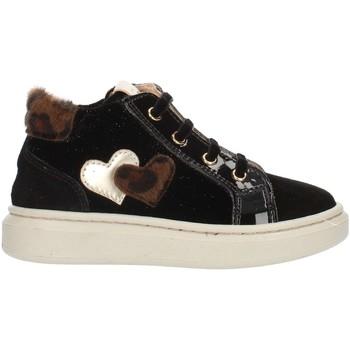 Sko Børn Høje sneakers Nero Giardini A921212F Black