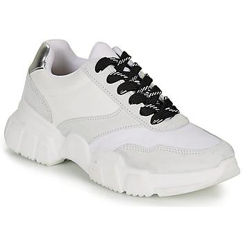 Sko Dame Lave sneakers André BABETTE Hvid