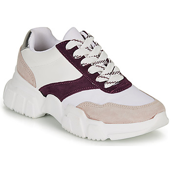 Sko Dame Lave sneakers André BABETTE Pink