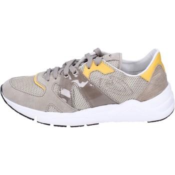 Sko Herre Lave sneakers Guardiani BR647 Beige