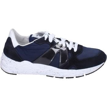 Sko Herre Lave sneakers Guardiani BR649 Blå