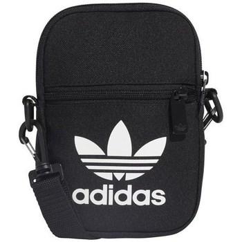 Tasker Skuldertasker adidas Originals Fest Bag Trefoil Sort