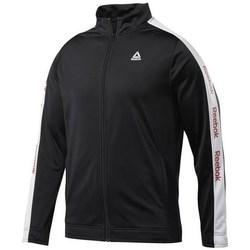 textil Herre Sweatshirts Reebok Sport Training Essentials Linear Logo Sort