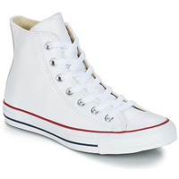 Sko Høje sneakers Converse Chuck Taylor All Star CORE LEATHER HI Hvid
