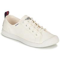 Sko Dame Lave sneakers Palladium EASY LACE Hvid
