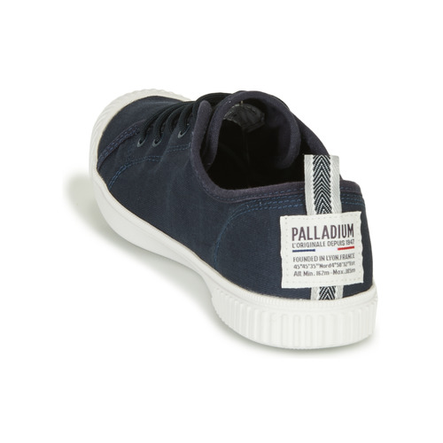 EASY LACE  Palladium  lave sneakers  dame  marineblå YVijC